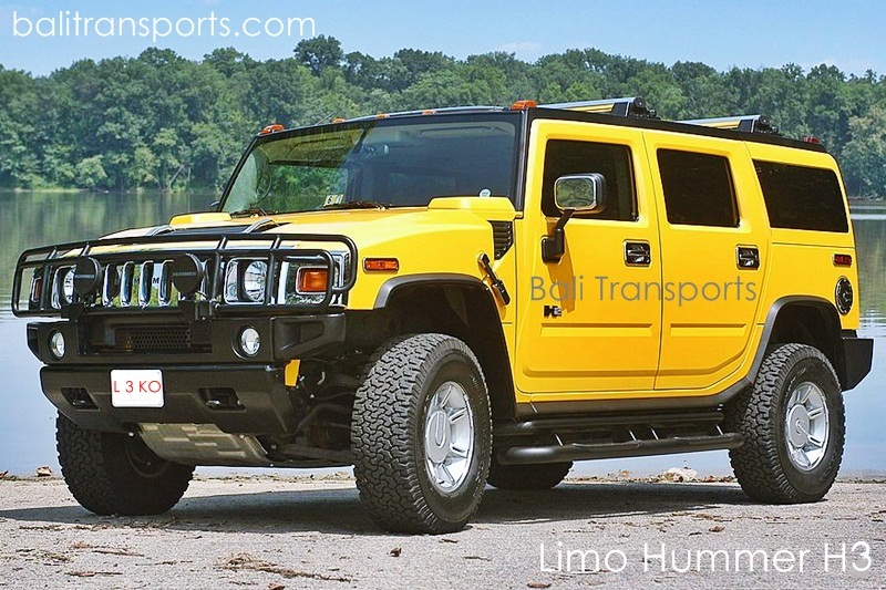 Limo Hummer rental and hire cheap Bali Indonesia