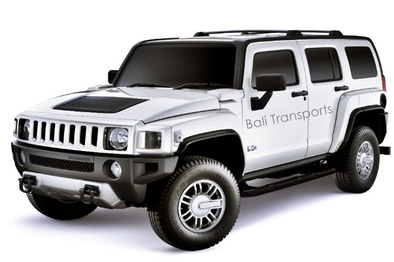 Limousine Hummer H3 Rental and Hire in Bali Indonesia