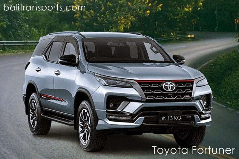 Toyota Fortuner Rental and Hire Bali